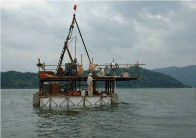 The 2006 coring of Lake Suigetsu